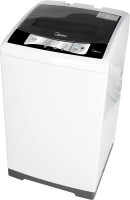 Midea 6.5 kg Fully Automatic Top Load White, Grey(MWMTL065ZOI)