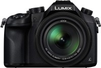 Panasonic Lumix DMC-FZ1000(20.1 MP, 20x Optical Zoom, Max. 4x (When digital zoom is used simultaneously with Intelligent Zoom, you can only increase the zoom ratio up to 2x.) Digital Zoom, Black)