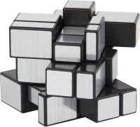 Imported ShengShow Silver Mirror Rubik Magic Cube(1 Pieces)