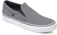 DC TRASE SLIP-ON T M SHOE Slip On Sneakers For Men(Grey)