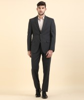 Louis Philippe Suit Printed Men's Suit