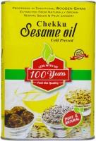100 Years Brand Pure & Original Sesame Oil Tin(1 L)