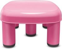 Milton Multipurpose Premium Quality Plastic Hardy Stool Bathroom Stool(Pink)