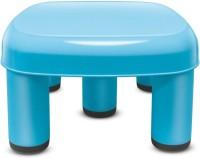 Milton Multipurpose Premium Quality Plastic Hardy Stool Bathroom Stool(Blue)