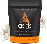 AS-IT-IS Nutrition Whey Protein Concentrate 80% - 1000 gms unflavored Whey Protein(1000, Unflavored)