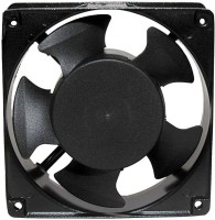 Impulse High Grade Plastic Small Cooling Portable Fan - black Window Air Cooler(Black, 0 Litres)