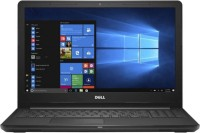 Dell Inspiron 15 3000 Series Core i3 7th Gen - (4 GB/1 TB HDD/Windows 10 Home) 3567 Laptop(15.6 inch, Black, 2.25 kg)