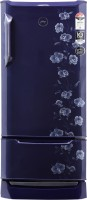 View Godrej 225 L Direct Cool Single Door 4 Star Refrigerator(Neo Orchid Blue, R D Edgeduo 225PDINV 4.2 NO Bl) Price Online(Godrej)