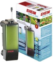 Eheim Pick Up 2012 Internal Filter | Max 200 Liter (L/Hr - 220-570) Power Aquarium Filter(Mechanical Filtration for Salt Water and Fresh Water)