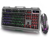 Zebronics TRANSFORMER Wired USB Gaming Keyboard(Black)