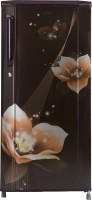View Haier 190 L Direct Cool Single Door 3 Star Refrigerator(Brown Magnolia, HRD-1903CBM-E)  Price Online