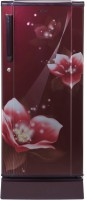 View Haier 190 L Direct Cool Single Door 3 Star Refrigerator(Red Magnolia, HRD-1903PRM-E)  Price Online