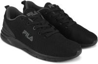 Fila Fury Run 3 Low Sneakers For Men(Black)