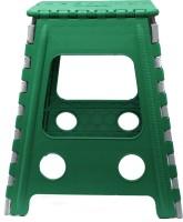 Alpyog Folding Step Stool Big Living & Bedroom Stool(Green)