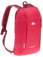 QUECHUA BY DECATHLON 10 Ltr Backpack (PINK) Multipurpose Bag(Pink, 10 L)