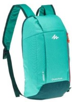 QUECHUA BY DECATHLON 10 Ltr Backpack (GREEN) Multipurpose Bag(Light Green, 10 L)