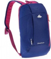 QUECHUA BY DECATHLON 10 Ltr Backpack (PURPLE) Multipurpose Bag(Purple, 10 L)