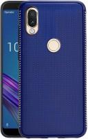 Flipkart SmartBuy Back Cover for Asus Zenfone Max Pro M1(Indigo Blue, Grip Case)