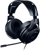 Razer ManO'War 7.1 Analog / Digital Gaming Headset Wired Headset with Mic(Black, On the Ear)