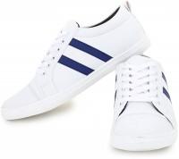 Shoes Bank White Sneaker For Men's/Boy's Sneakers For Men(White)