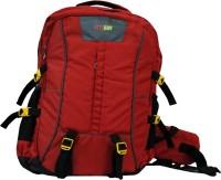 STYLLLENT styllent bag Waterproof Weekender(Red, 35 L)