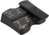 Peavey Sanpera I Sanpera I Foot Controller for Peavey-Vypyr Amplifiers with Four Selector Buttons with LEDs, and Expression Pedal Indoor PA System(25 W)