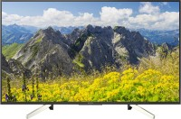 Sony Android 123.2cm (49 inch) Ultra HD (4K) LED Smart TV(KD-49X7500F)