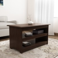 Nilkamal Aspen Solid Wood Coffee Table(Finish Color - wenge)
