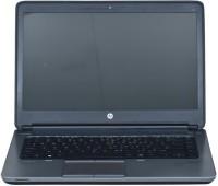 HP ProBook Core i5 4th Gen - (4 GB/500 GB HDD/Windows 10) 640 G1 Business Laptop(14 inch, Black)