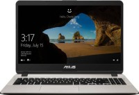 Asus Core i3 6th Gen - (8 GB/1 TB HDD/Windows 10 Home/2 GB Graphics) X507UB-EJ213T Laptop(15.6 inch, Gold, 1.68 kg)   Laptop  (Asus)