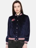 Jealous 21 Full Sleeve Solid Women Jacket