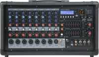 Peavey PXR 1000 Professional Powered Mixer 8 Channels with 500 watts per channel Powered Sound Mixer