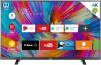 MarQ by Flipkart Dolby Certified Android 49 inch(124 cm) Ultra HD (4K) Smart LED TV(49SAUHD)