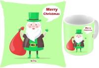 ME&YOU Cushion, Mug Gift Set