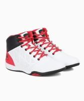 Fila Jess Sneakers For Men(Red, White, Black)