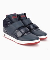 Fila Mid Ankle Sneakers For Men(Navy)