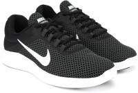 Nike LUNARCONVERGE 2 Running Shoes For Men(Black, Grey)