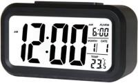 Adonai Digital Black Clock