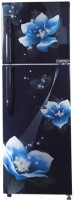 Haier 258 L Frost Free Double Door 3 Star Refrigerator(Blue, HRF-2783CMM-E)