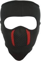 H-Store Black, Red Bike Face Mask for Men & Women(Size: Free,  Balaclava)
