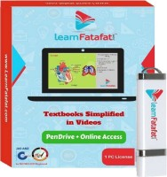 LearnFatafat Class 10 CBSE E-learning Course(PenDrive and Online)