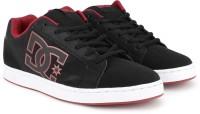 DC SERIAL FFIK Sneakers For Men(Black)
