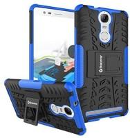 Bracevor Back Cover for Lenovo Vibe K5 Note(Blue, Shock Proof)