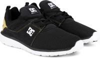 DC HEATHROW M SHOE Sneakers For Men(Black)