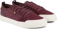 DC EVAN SMITH M SHOE Sneakers For Men(Burgundy)