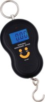 Granny Smith Smiley Pocket Weight Machine Digital 50Kg Travel Luggage Weighing Scale(Multicolor)