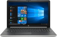 HP DA Core i3 7th Gen - (8 GB/1 TB HDD/Windows 10 Home/2 GB Graphics) DA0070TX Laptop(15.6 inch, Natural Silver, With MS Office)   Laptop  (HP)