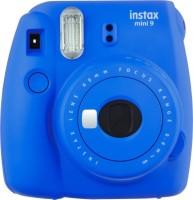 FUJIFILM Instax Mini 9 Joy Box with Instant Camera + Twin Film Pack + Carry Case + Photo Frames & Albums - Cobalt Blue Instant Camera(Blue)