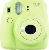 FUJIFILM Instax Camera Mini 9 Joy Box with Instant Camera (Lime Green) Instant Camera(Green)