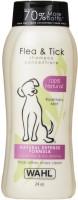 Wahl Flea and Tick Rosemary Mint 100 % Natural Dog Shampoo(710 ml)